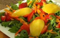 Salada de Verão (vegana)