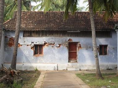 Repair the temple Storage room