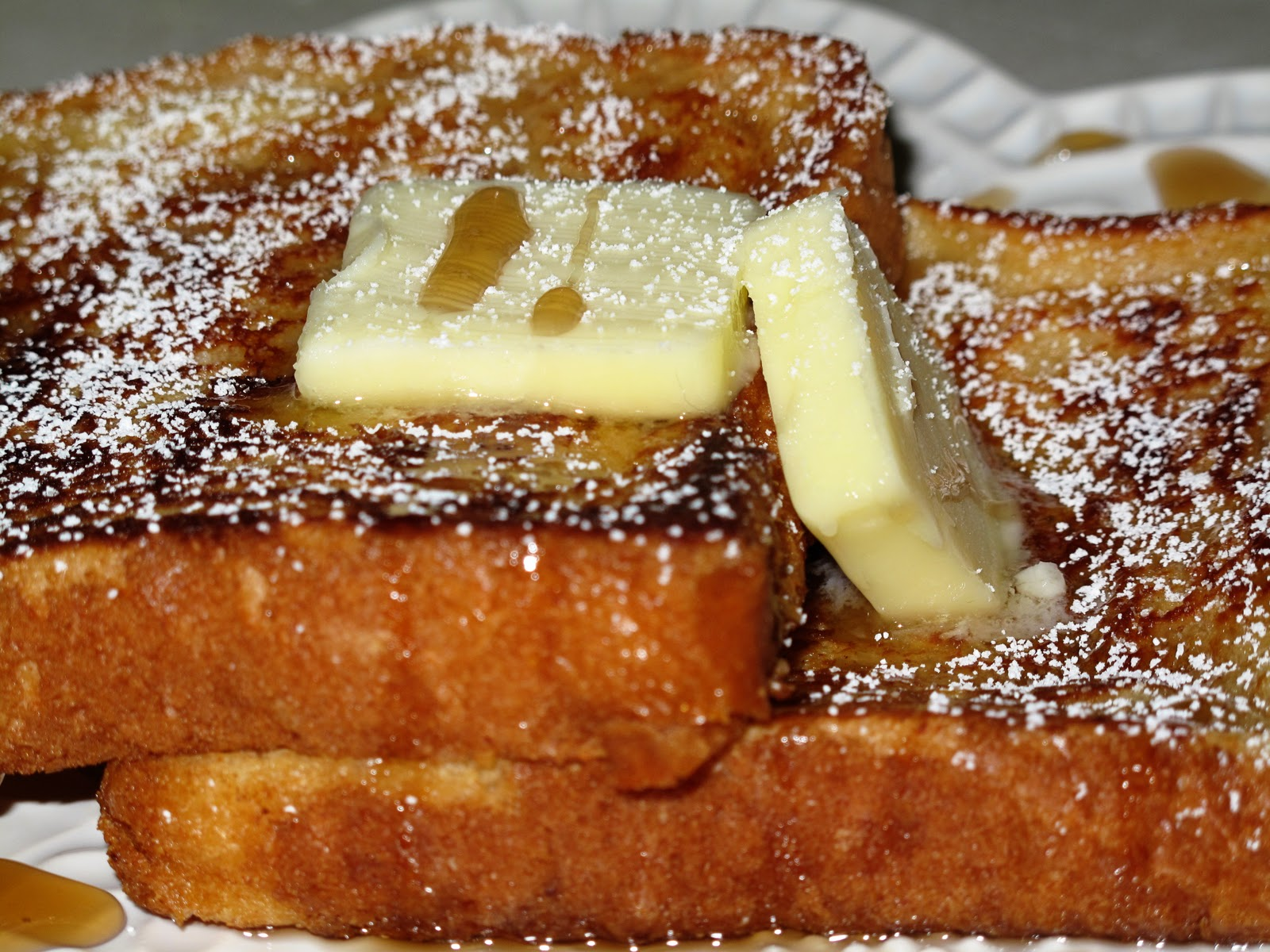 Shan's Corner: Perfect French Toast