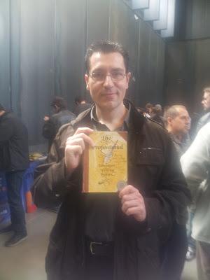 Santiago Márquez Solís en RetroMadrid2013