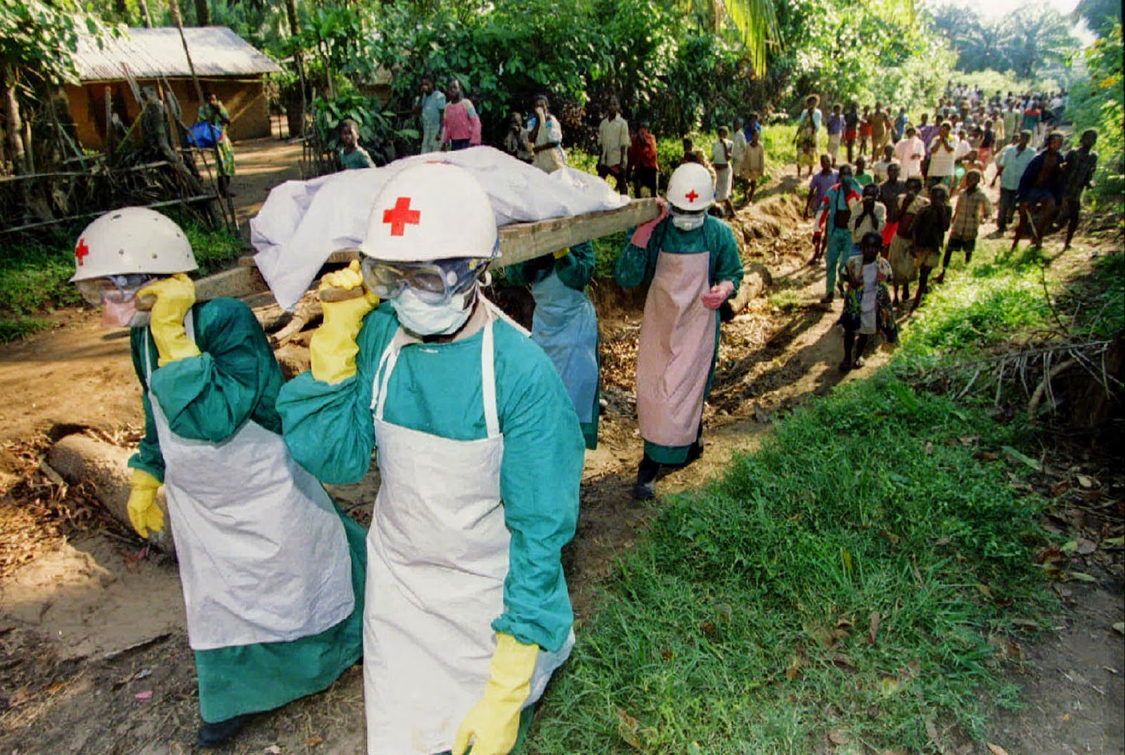 Ebola outbreak an international public health emergency