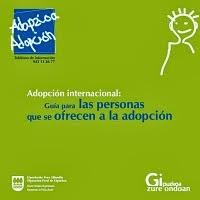 Guía para las personas que se ofrecen a la adopción