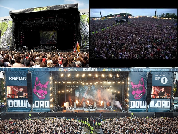 Download Festival, Donington Park