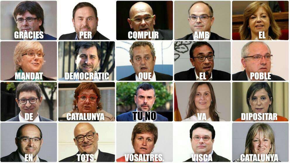 Llibertat Presos, Exiliats i Imputats Polítics Catalans