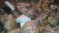 pollo en salsa de nata