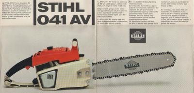 Stihl 041AV
