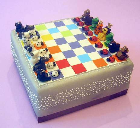 10 Amazing Board Game Cakes Everyday Parties