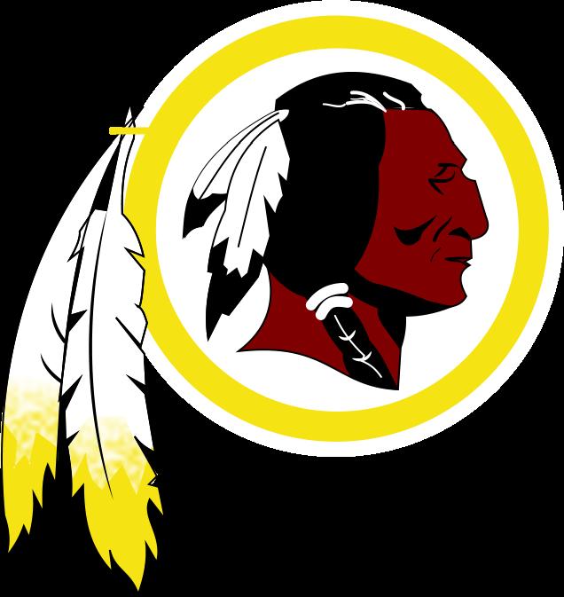 How To Draw Redskins Logo
