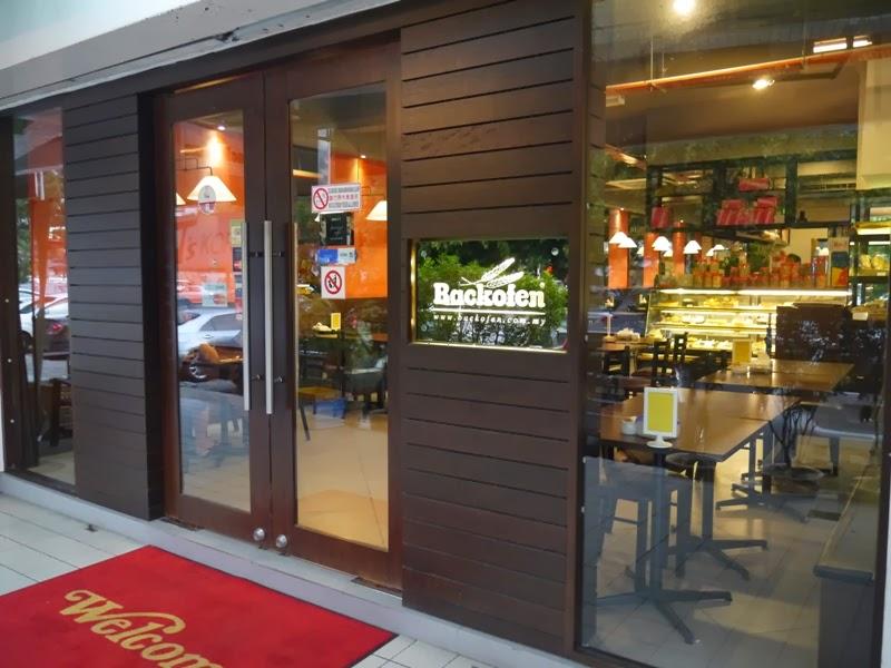 Carpe Diem by Joie De Vivre Lass Backofen @ Sri  ~ Backofen Restaurant Sri Hartamas