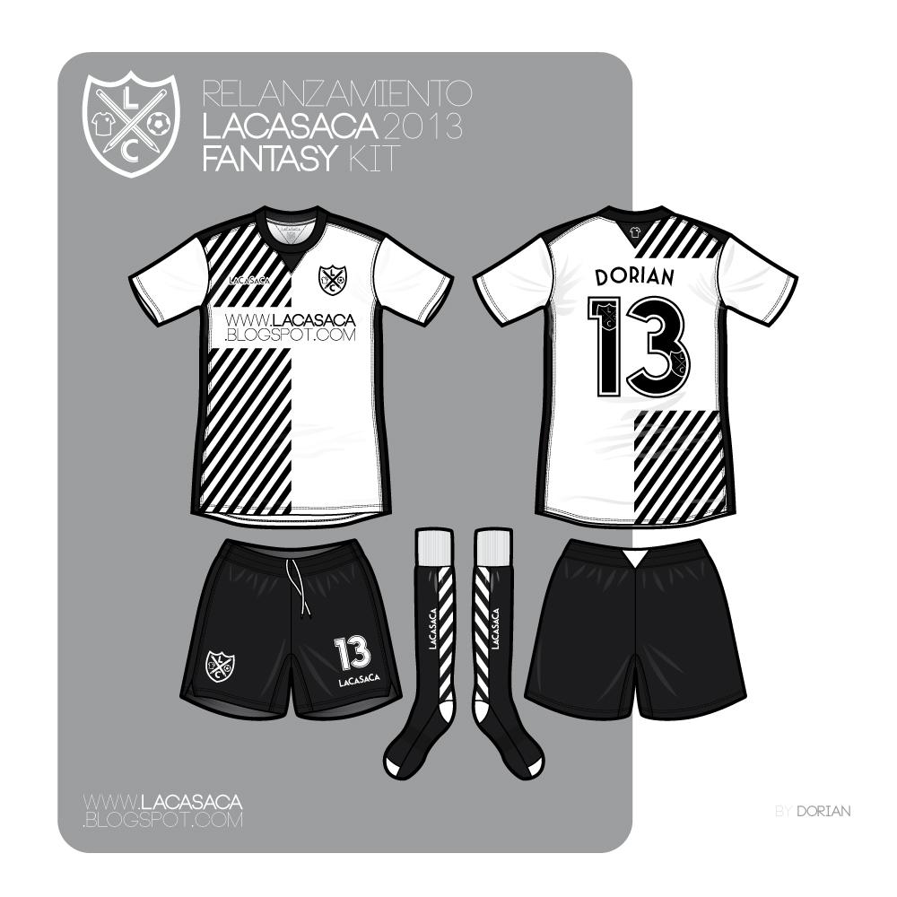 La Casaca    Fútbol   Diseño    Pasión   Creatividad  08.13 a1754fea419