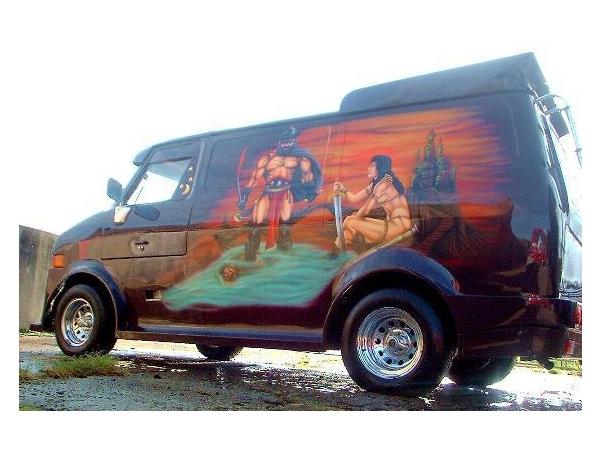 For Sale: Saracen The Warrior custom Bedford CF