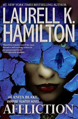affliction by laurell k hamilton
