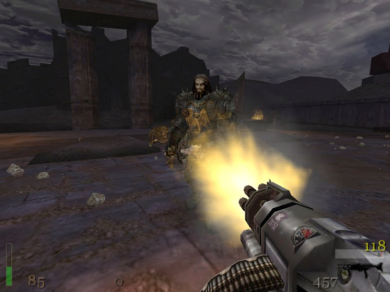 Return to Castle Wolfenstein (2001) Full PC Game Single Resumable Download Links ISO