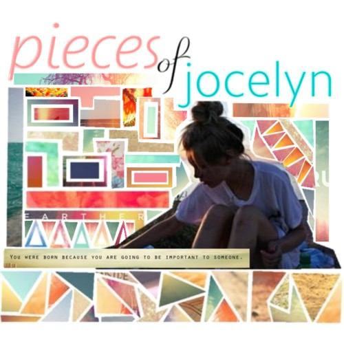 pieces of jocelyn