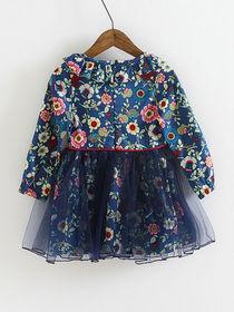 Contoh dan model gaun lucu untuk anak terbaru masa kini