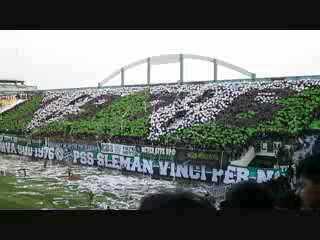Brigata Curva Sud (BCS) - PSS Sleman Yogyakarta, Ultras Indonesia