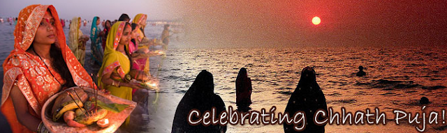 Happy Chhath Pooja