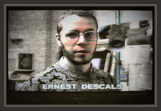 TELEVISION-ENTREVISTAS-TV2-MIRADAS-PINTORES-PINTURA-PINTOR-ERNEST DESCALS-
