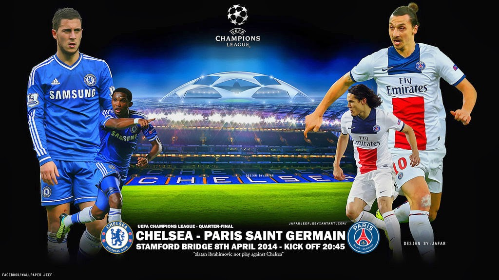 Watch Chelsea Vs Paris Saint Germain Champions League Semi Final Full Highlights Online HD