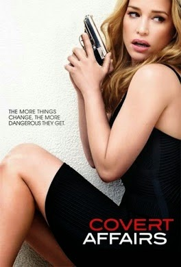 Covert Affairs 5X05