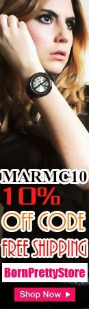 BornPrettyStore X Margarethink
