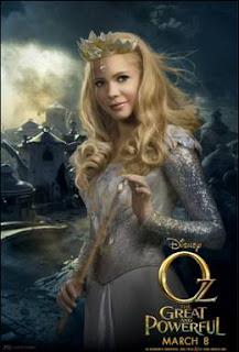 #DisneyOz posters