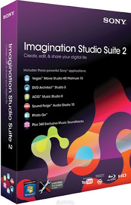Sony Imagination Studio Suite 2