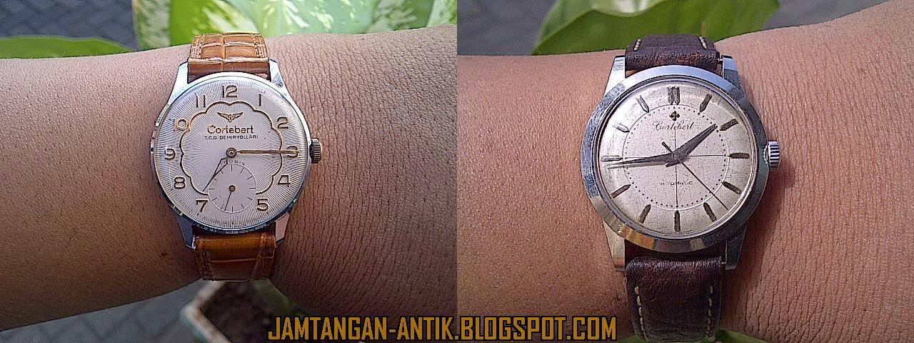 Jam tangan kuno antik dan MODERN
