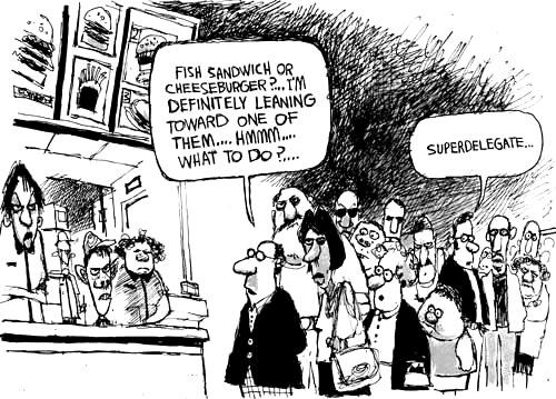 StandUpAmerica Its The Delegates Stupid - Delegates and superdelegates