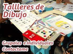 Taller de dibujo manga en Panamá