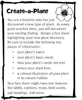 Worksheets Plant Adaptations Worksheet i love 2 teach create an animal a plant freebie freebie