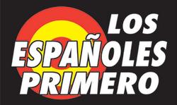 Los españoles primero