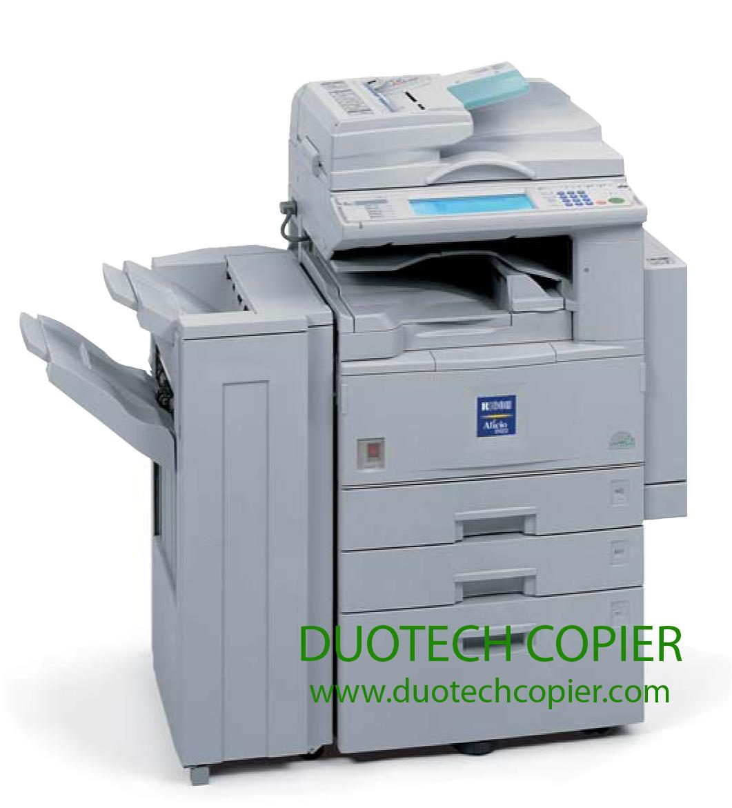 ricoh copy machine