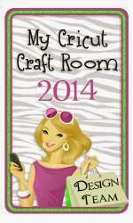 My Cricut Craft Room Design Team Member 2014