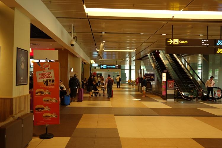 Tesyasblog Bus Ts1 From Changi Airport To Johor Bahru