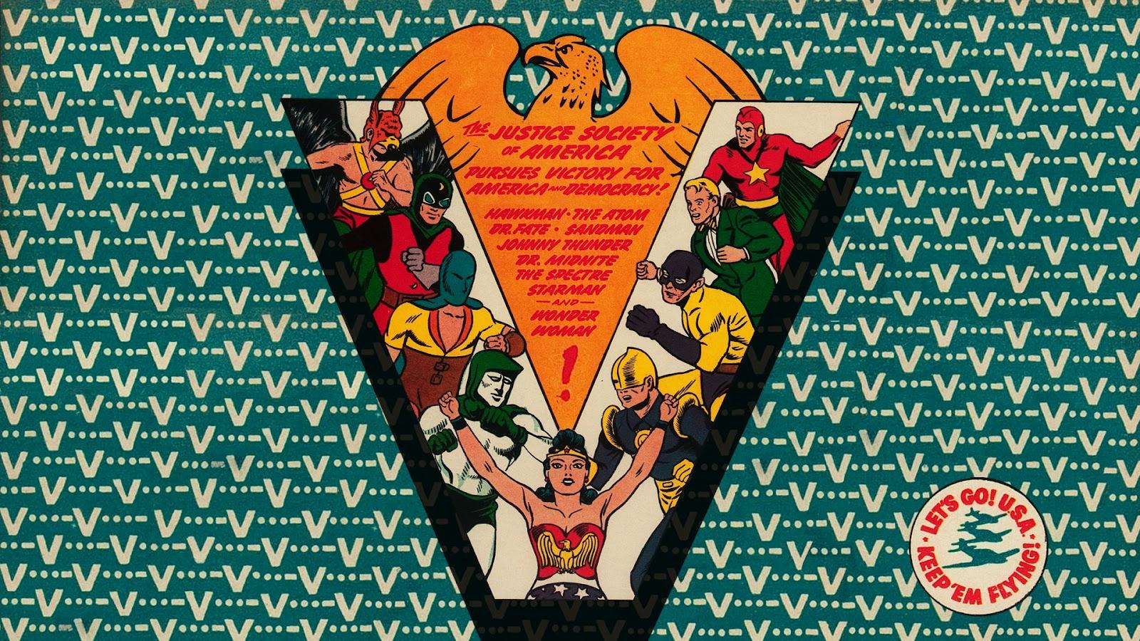 Neato Coolville DESKTOP WALLPAPER COMIC BOOK SUPERHEROES OF THE GOLDEN AGE