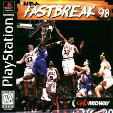 NBA Fastbreak 98 - PS1 - ISOs Download