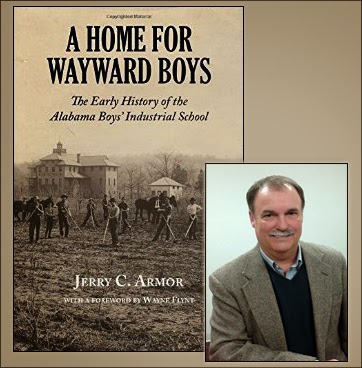 book cover and author image