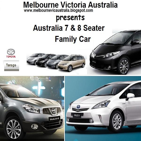 Melbourne Victoria Australia Australia Seats Family Car And - Audi car 8 seater