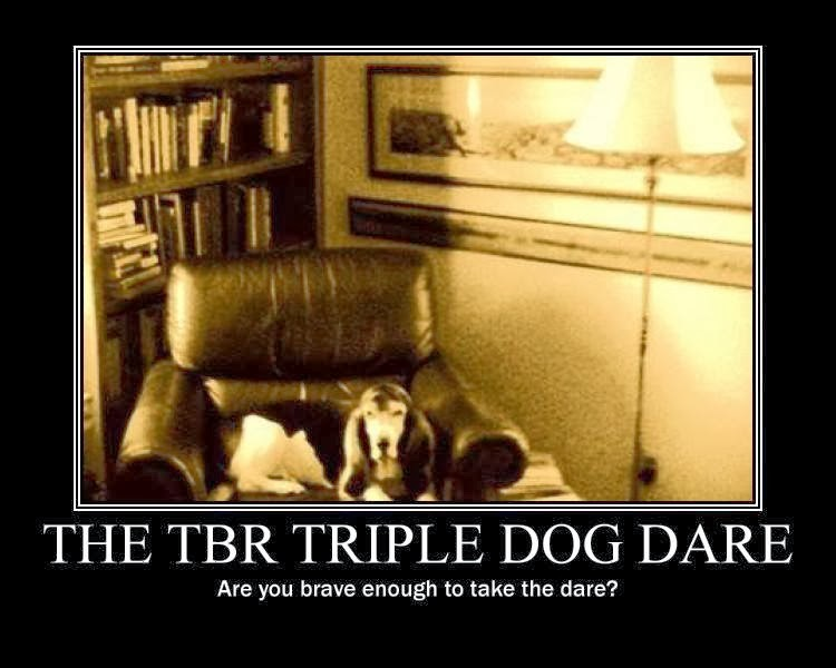 The TBR Triple Dog Dare