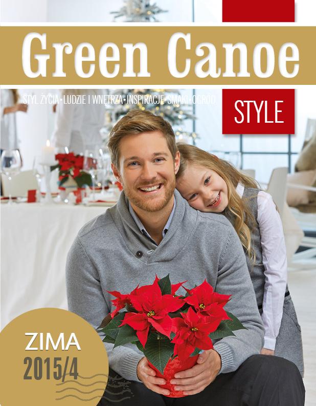 GREEN CANOE STYLE Zima'15