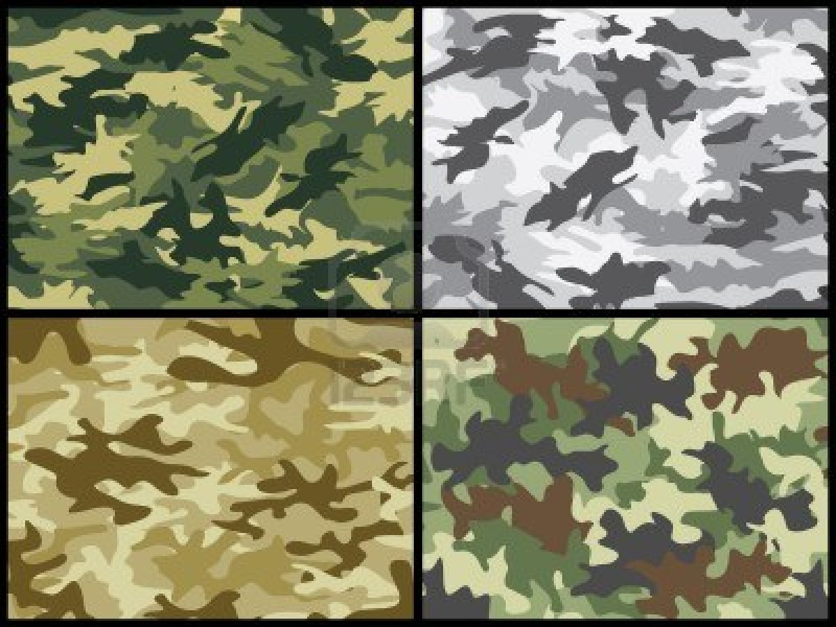 ... : The Colours of War: Military Camouflage