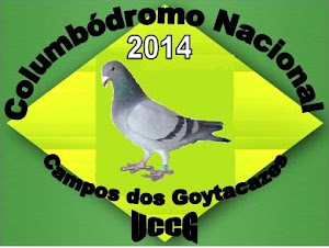 Columbdromo Nacional de Campos dos Goytacazes (UCCG 2014)