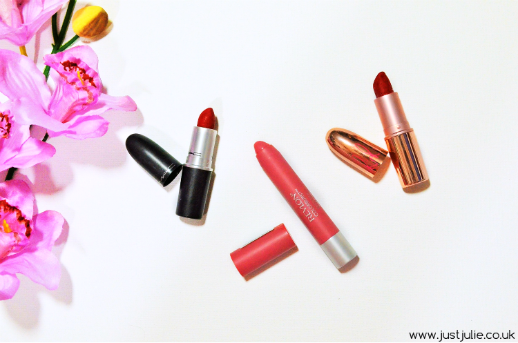 Favourite Lipsticks for 2014