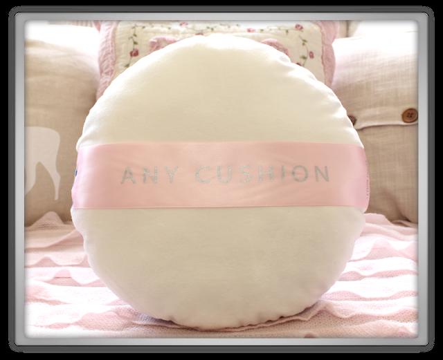 EtudeHouse2012 Mega Epic Etude House Super Haul Review Goodies kawaii cute pink ebay Any Cushion Puff big pillow