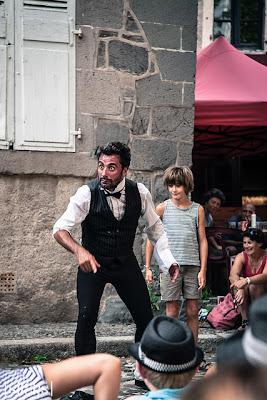 Street Theatre FAFF French Art & Film Festival 2013