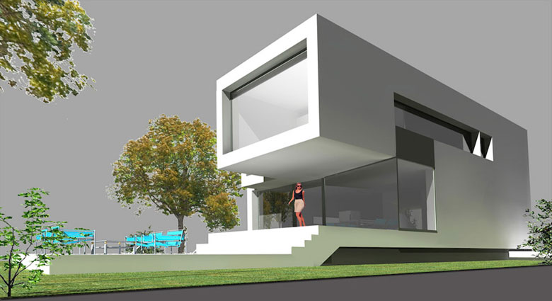 Arquitectura moderna - Cubismo arquitectura ...