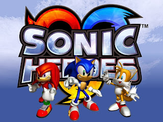 sega games sonic