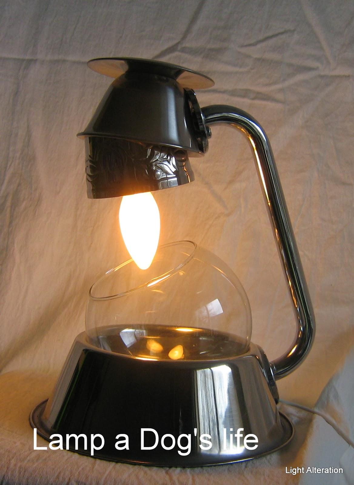 Aparte lamp op kunstmarkt cuijk light alteration for Aparte lampen