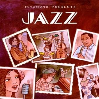 JAZZ, from Putumayo, 2011